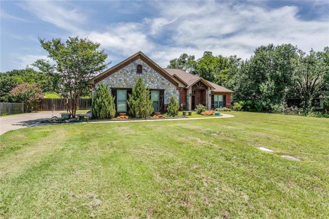 2505 Trail Tree Court, Burleson, TX 76028 (MLS #13631800) :: Century 21 Judge Fite Company