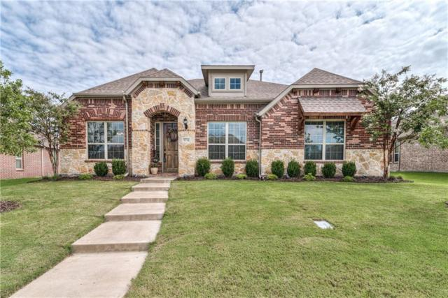 1034 Balmorhea Drive, Allen, TX 75013 (MLS #13631810) :: The Good Home Team