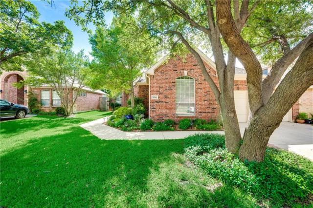 3316 Cottrell Drive, Flower Mound, TX 75022 (MLS #13631812) :: Frankie Arthur Real Estate