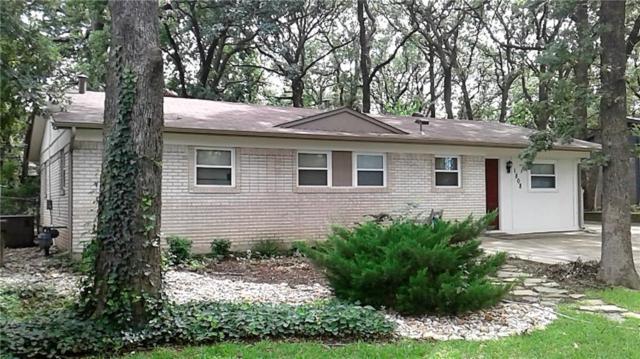 1808 Mimosa Drive, Arlington, TX 76012 (MLS #13631821) :: Century 21 Judge Fite Company