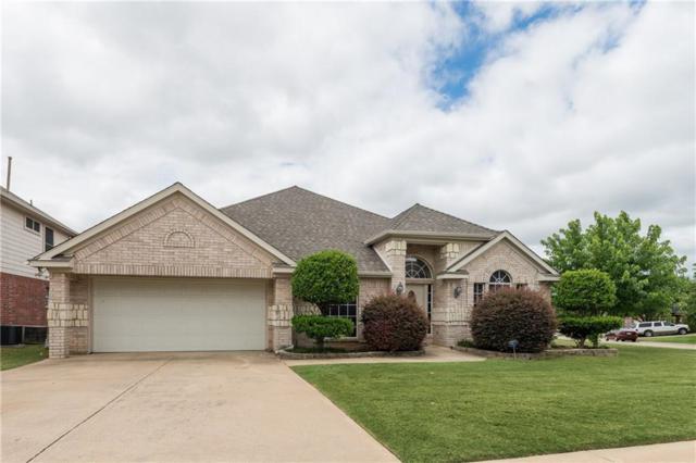 1594 Redwood Drive, Corinth, TX 76210 (MLS #13631826) :: Team Tiller