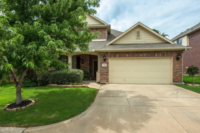 704 Crestridge Circle, Euless, TX 76040 (MLS #13631834) :: The Mitchell Group