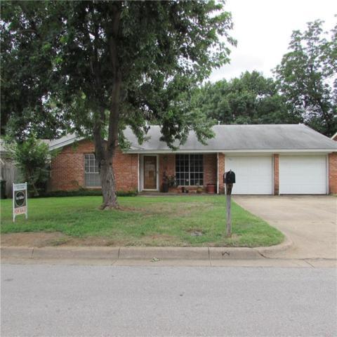 1102 Wildwood Drive, Arlington, TX 76011 (MLS #13631879) :: Century 21 Judge Fite Company