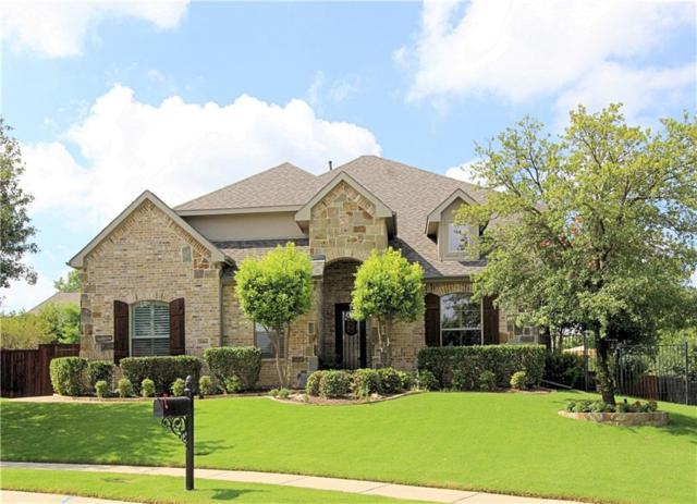3004 Spring Water Court, Highland Village, TX 75077 (MLS #13631953) :: Team Tiller