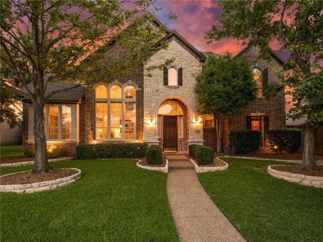 3801 Braewood Circle, Plano, TX 75093 (MLS #13632024) :: The Cheney Group