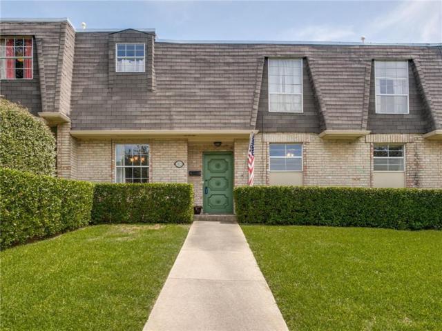 7522 Wellcrest Drive, Dallas, TX 75230 (MLS #13632035) :: Century 21 Judge Fite Company