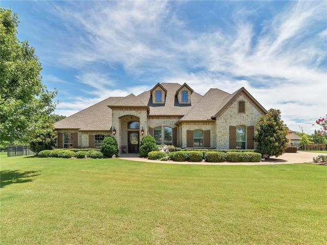 8104 Oakmont Drive, Burleson, TX 76028 (MLS #13632037) :: The Mitchell Group
