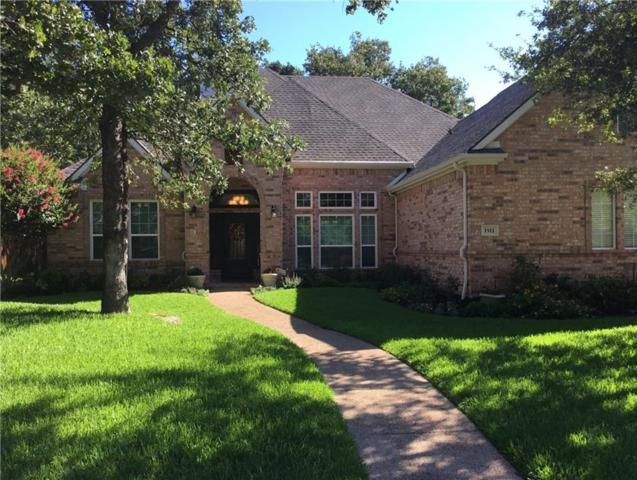 1911 Whitehall Drive, Corinth, TX 76210 (MLS #13632060) :: Team Tiller