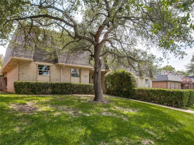 7524 Wellcrest Drive, Dallas, TX 75230 (MLS #13632071) :: Century 21 Judge Fite Company