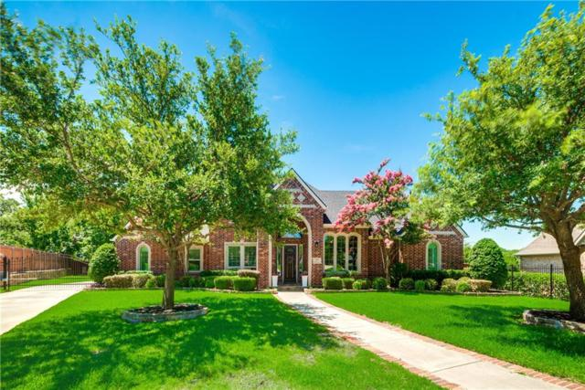 207 Gallant Court, Colleyville, TX 76034 (MLS #13632084) :: The Marriott Group