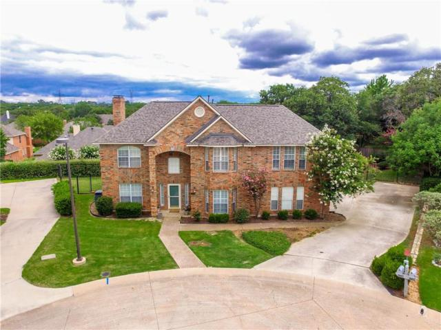 600 Chaparral Court, Highland Village, TX 75077 (MLS #13632113) :: Team Tiller