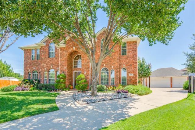 201 Longview Court, Keller, TX 76248 (MLS #13632160) :: Frankie Arthur Real Estate