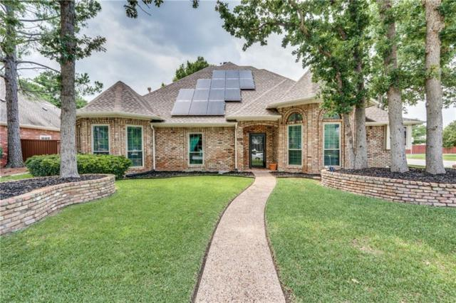 251 Winding Hollow Lane, Coppell, TX 75019 (MLS #13632185) :: The Marriott Group