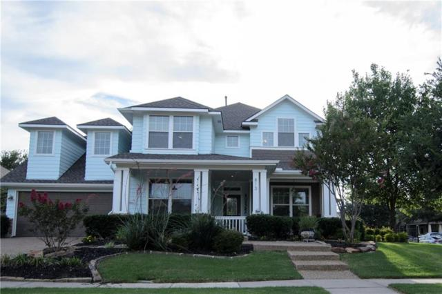 813 Mayberry Drive, Mckinney, TX 75071 (MLS #13632213) :: Frankie Arthur Real Estate