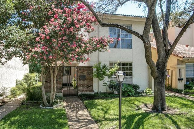 9126 Emberglow Lane, Dallas, TX 75243 (MLS #13632229) :: Frankie Arthur Real Estate