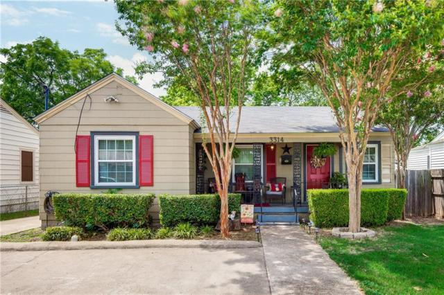 3314 Falls Drive, Dallas, TX 75211 (MLS #13632237) :: The Cheney Group