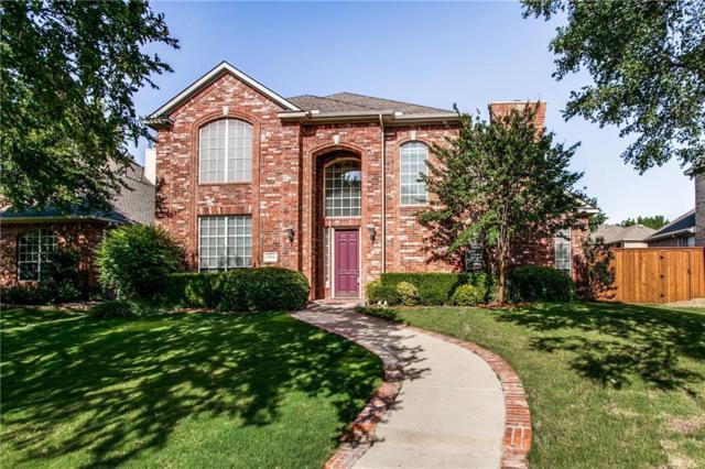 8116 Strecker Lane, Plano, TX 75025 (MLS #13632293) :: Frankie Arthur Real Estate