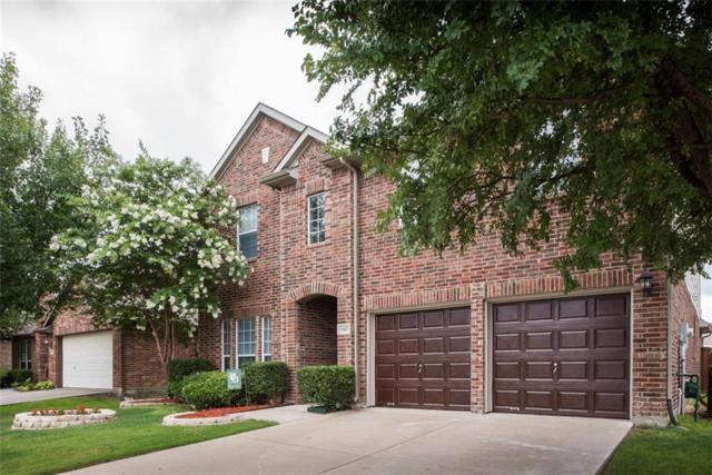 9417 Fenway Drive, Mckinney, TX 75070 (MLS #13632314) :: Frankie Arthur Real Estate