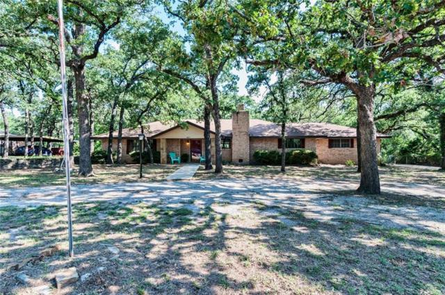 109 El Colina Road, Weatherford, TX 76085 (MLS #13632317) :: The Cheney Group
