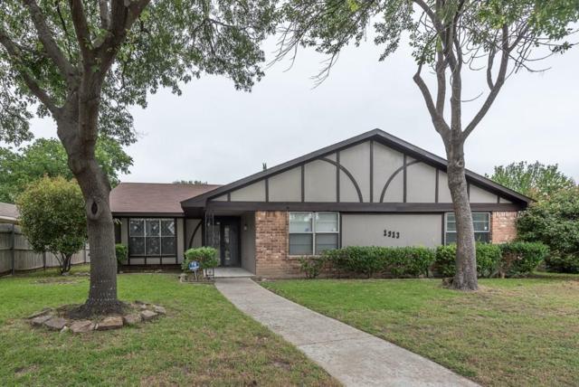 1913 Centenary Drive, Richardson, TX 75081 (MLS #13632374) :: Robbins Real Estate