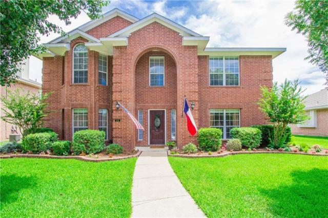 14 Monroe Court, Allen, TX 75002 (MLS #13632381) :: Frankie Arthur Real Estate
