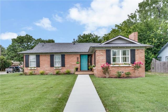 852 E Texas Street, Grapevine, TX 76051 (MLS #13632389) :: Team Hodnett