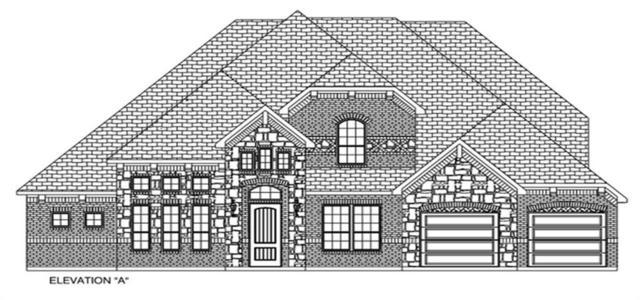 418 Hillstone, Midlothian, TX 76065 (MLS #13632431) :: RE/MAX Pinnacle Group REALTORS