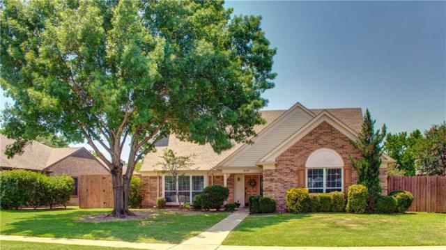 1920 Cedar Ridge Drive, Lewisville, TX 75067 (MLS #13632458) :: RE/MAX Elite