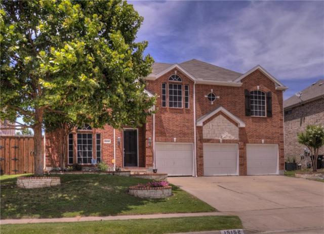 15152 Brooks Lane, Frisco, TX 75035 (MLS #13632499) :: Team Tiller