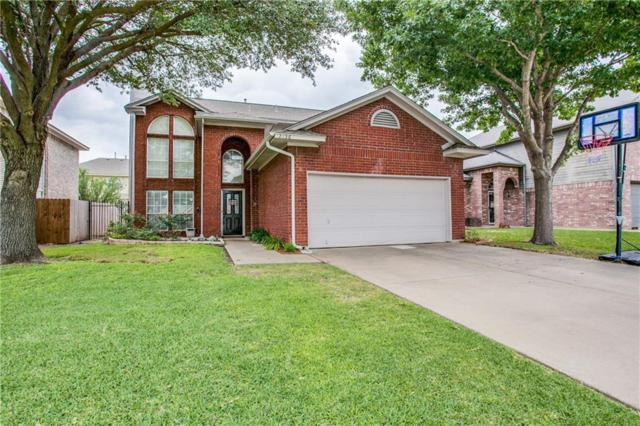 2136 Stoneridge Drive, Keller, TX 76248 (MLS #13632528) :: Team Hodnett
