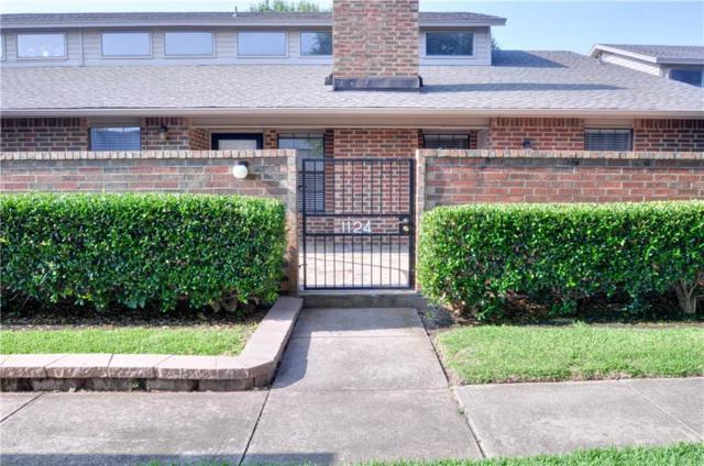 1124 Quail Creek Street, Benbrook, TX 76126 (MLS #13632539) :: RE/MAX Elite