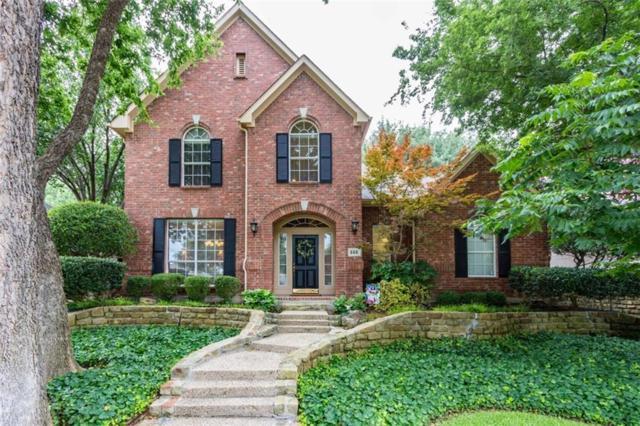 606 Bel Air Drive, Allen, TX 75013 (MLS #13632545) :: Frankie Arthur Real Estate