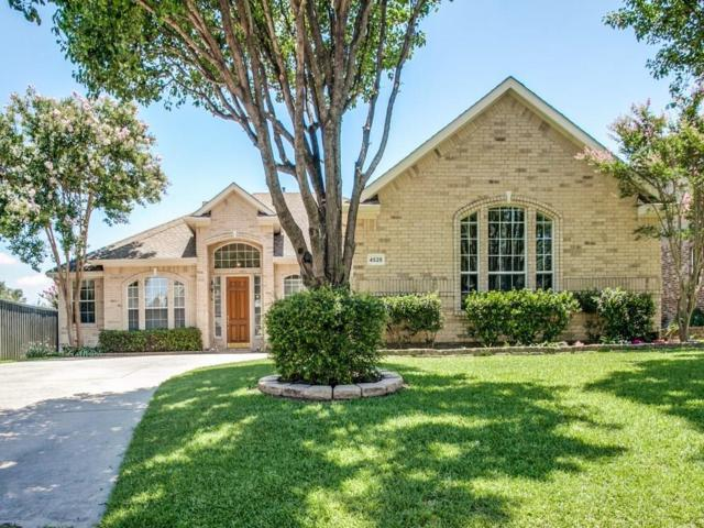 4528 Southpointe Drive, Richardson, TX 75082 (MLS #13632557) :: The Good Home Team