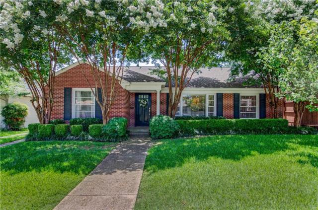 6158 Ellsworth Avenue, Dallas, TX 75214 (MLS #13632563) :: Frankie Arthur Real Estate