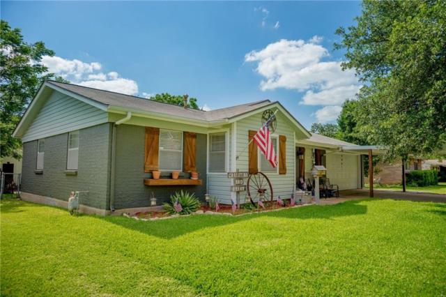 1215 Crane Drive, Euless, TX 76039 (MLS #13632570) :: The Mitchell Group