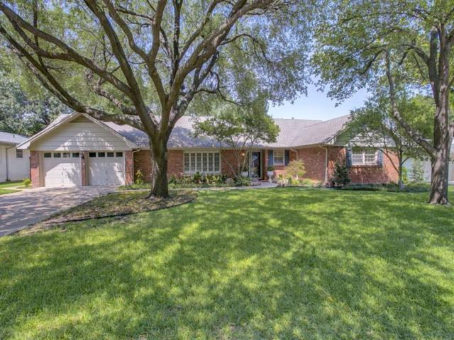 4208 Lanark Avenue, Fort Worth, TX 76109 (MLS #13632595) :: RE/MAX Elite
