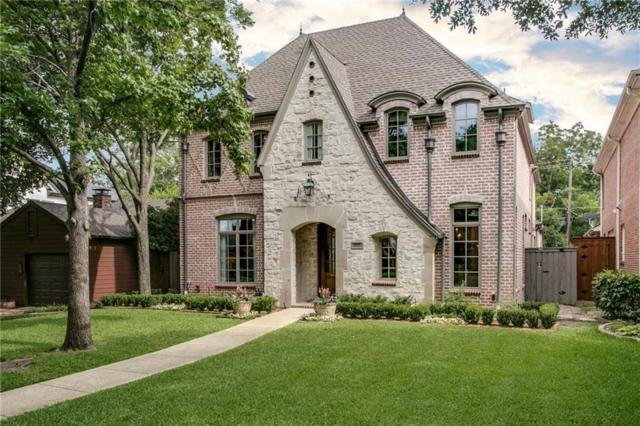 2929 Rosedale Avenue, University Park, TX 75205 (MLS #13632652) :: Robbins Real Estate