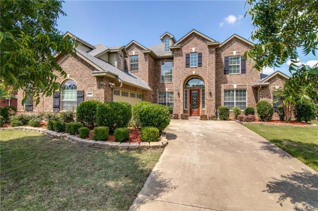 9606 Peach Tree Lane, Rowlett, TX 75089 (MLS #13632664) :: Robbins Real Estate