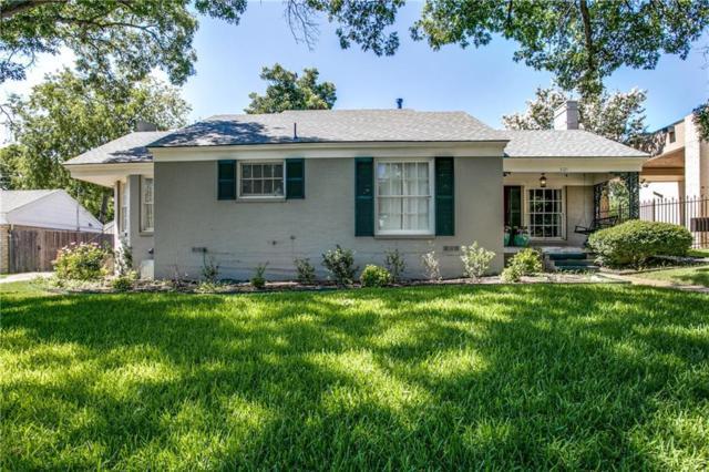 3121 W Biddison Street, Fort Worth, TX 76109 (MLS #13632690) :: The Mitchell Group