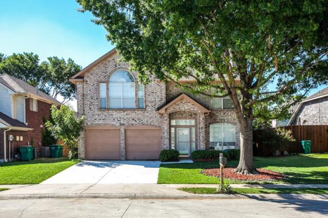 2005 Terracotta Court, Lewisville, TX 75067 (MLS #13632697) :: Team Tiller