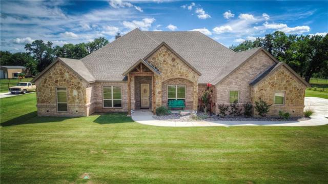 217 Ruby Drive, Weatherford, TX 76087 (MLS #13632767) :: The Mitchell Group