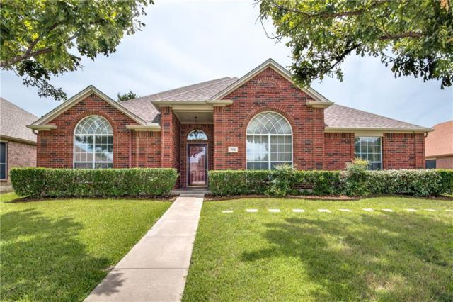 706 Saint Robby Drive, Mansfield, TX 76063 (MLS #13632780) :: The Mitchell Group