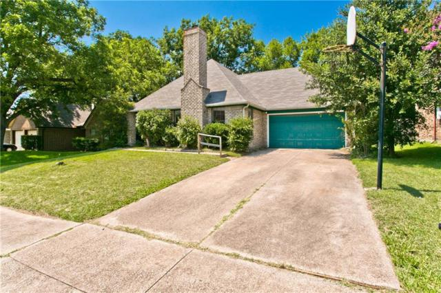 8313 Liberty Lane, Rowlett, TX 75089 (MLS #13632805) :: The Good Home Team