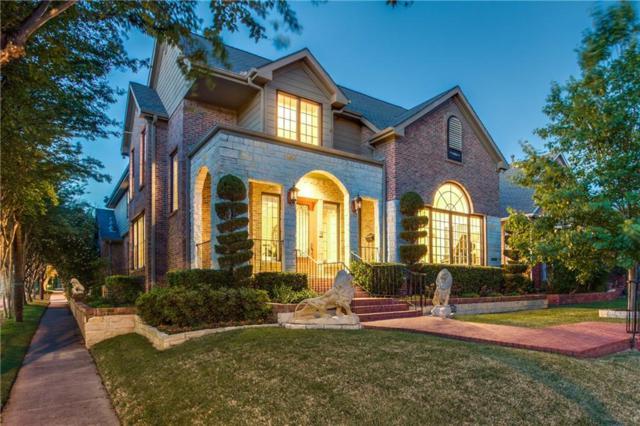 3040 Rosedale Avenue, University Park, TX 75205 (MLS #13632815) :: Robbins Real Estate