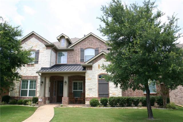 14600 Teakwood Drive, Frisco, TX 75035 (MLS #13632872) :: Team Tiller