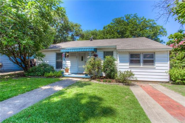 741 N Bailey Avenue, Fort Worth, TX 76107 (MLS #13632877) :: The Mitchell Group