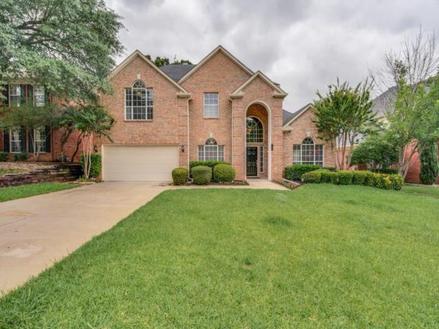704 Ruby Court, Grapevine, TX 76051 (MLS #13632894) :: The Marriott Group