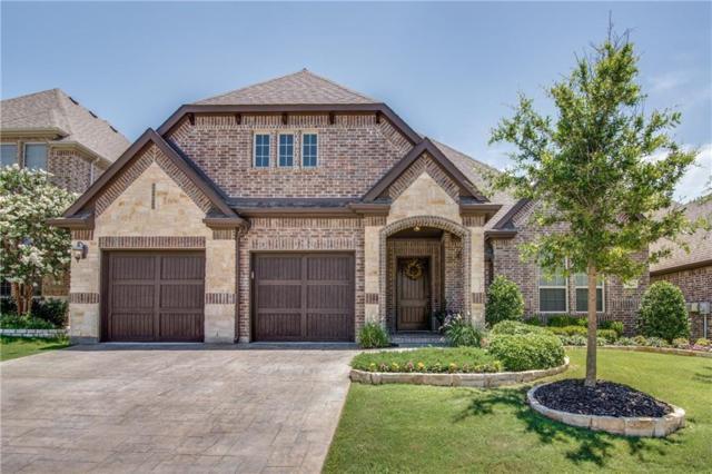 6217 Cimmaron Trail, Colleyville, TX 76034 (MLS #13632916) :: The Marriott Group