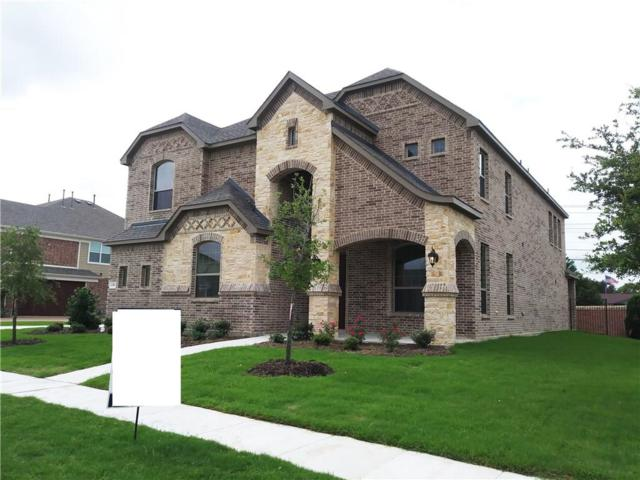 6700 S Fork Drive, North Richland Hills, TX 76182 (MLS #13632918) :: The Marriott Group
