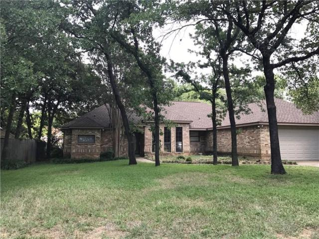 7824 Amy Lane, North Richland Hills, TX 76182 (MLS #13632929) :: Team Hodnett
